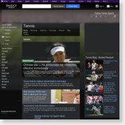 [テニスニュース]Yahoo! Sports - Tennis/